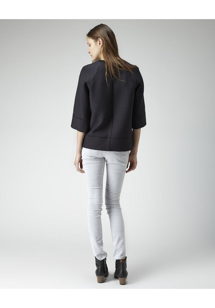 The Raglan Top
