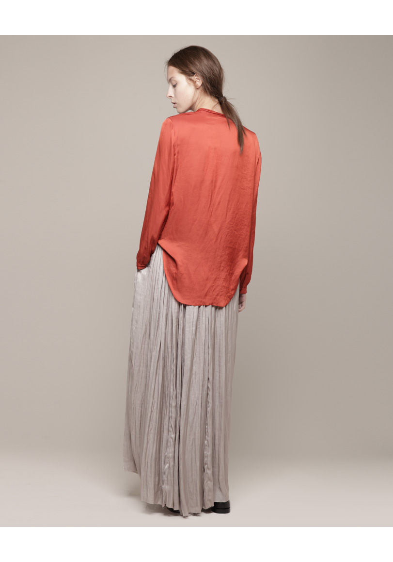 Gathered Henley Top