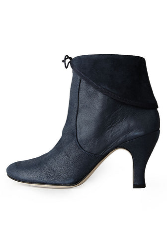 Mandarin Ankle Boot