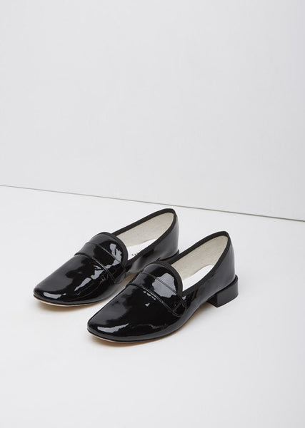Repetto Michael Patent Loafer La Garconne