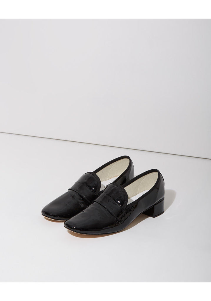 Victor Patent Loafer
