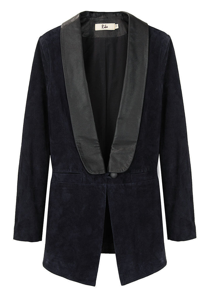 Pearla Smoking Jacket