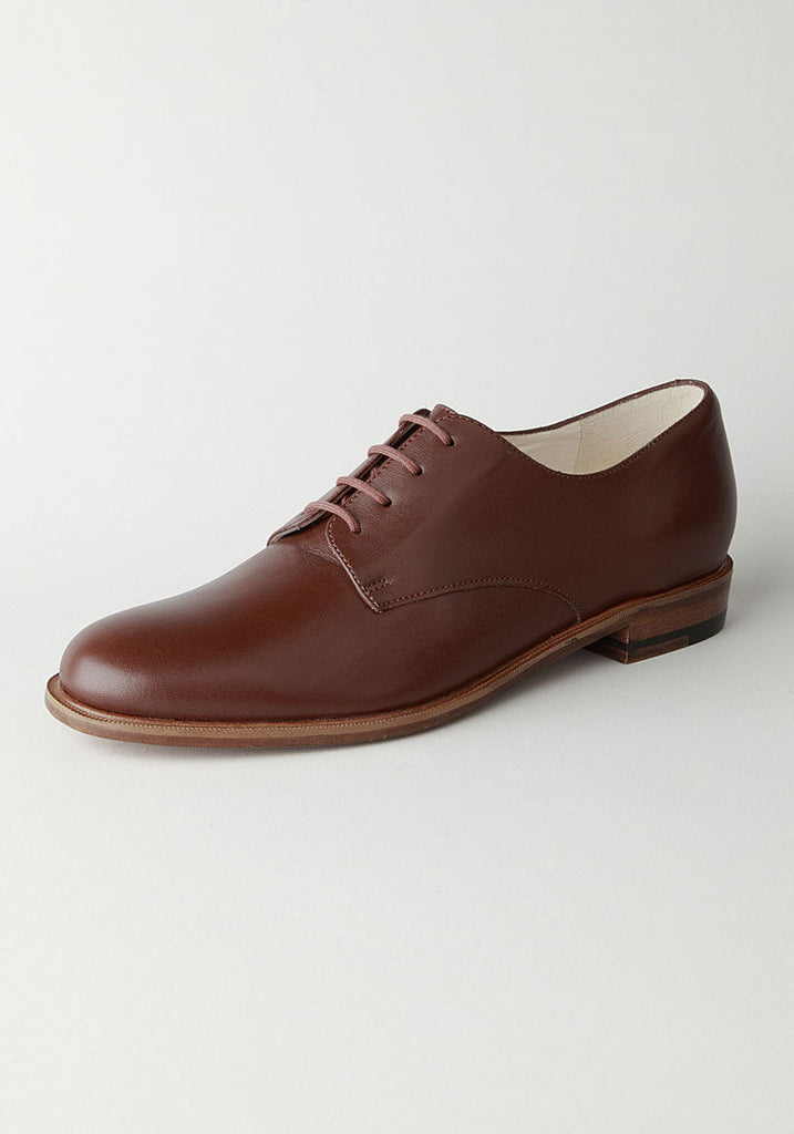 Jas Lace-Up Oxford