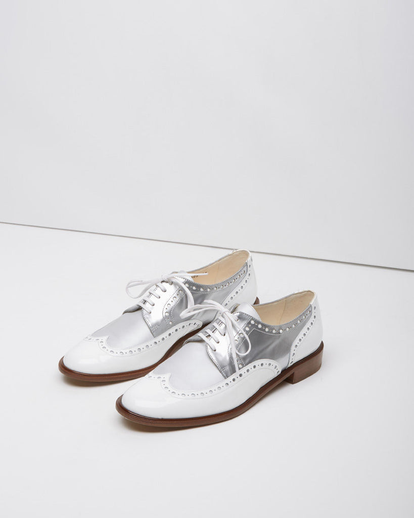Joella Two-Tone Wingtip Oxford