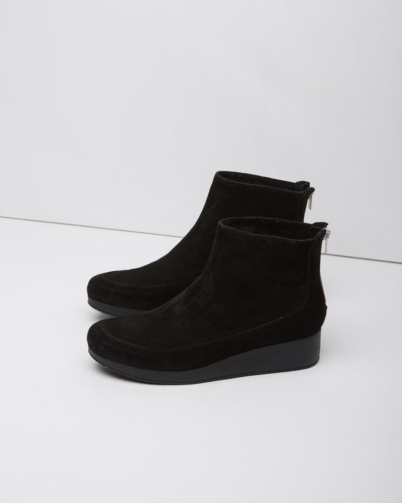 Nagil Wedge Bootie