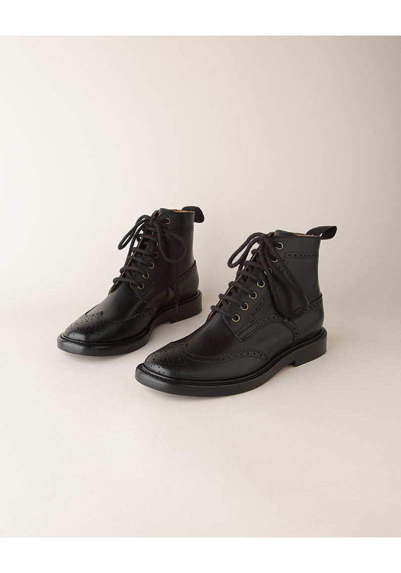 Brogue Ankle Boot