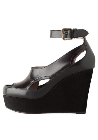 Cutout Platform Wedge