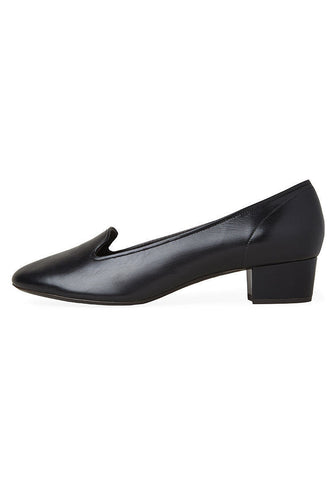 Heeled Loafer