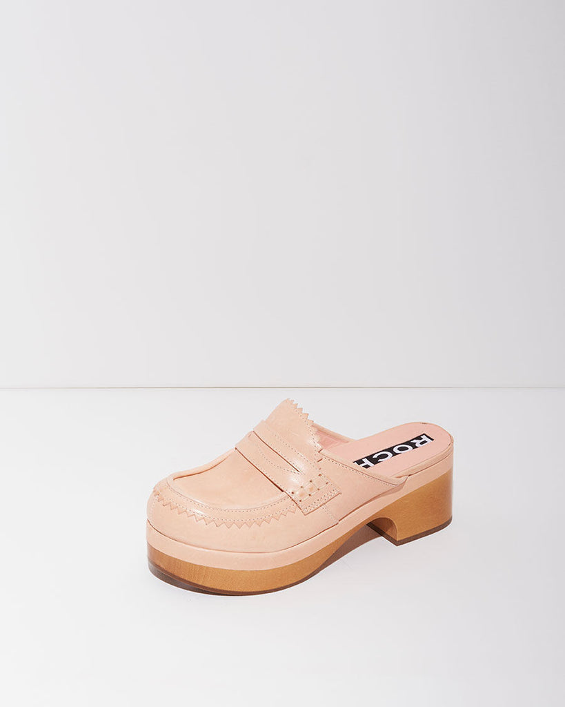 Loafer Clog