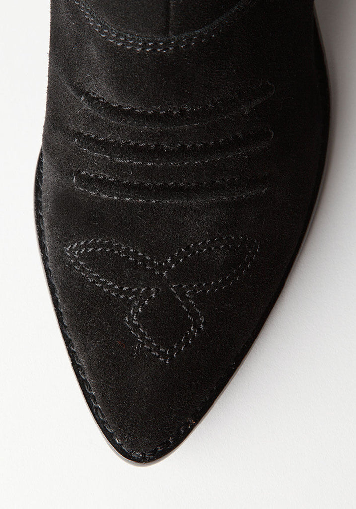 Pull On Western Boot