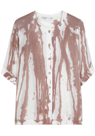 Stained Gauzy Shirt