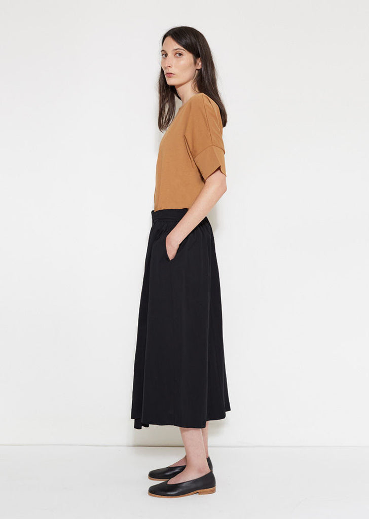 Jersey Wrap Over Skirt
