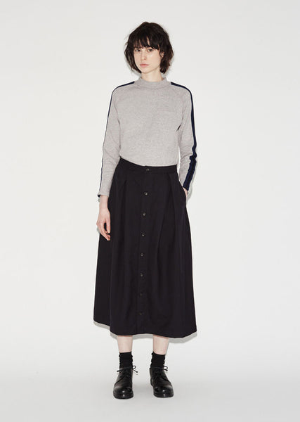 FWK Engineered Garments Tuck Skirt La Garconne