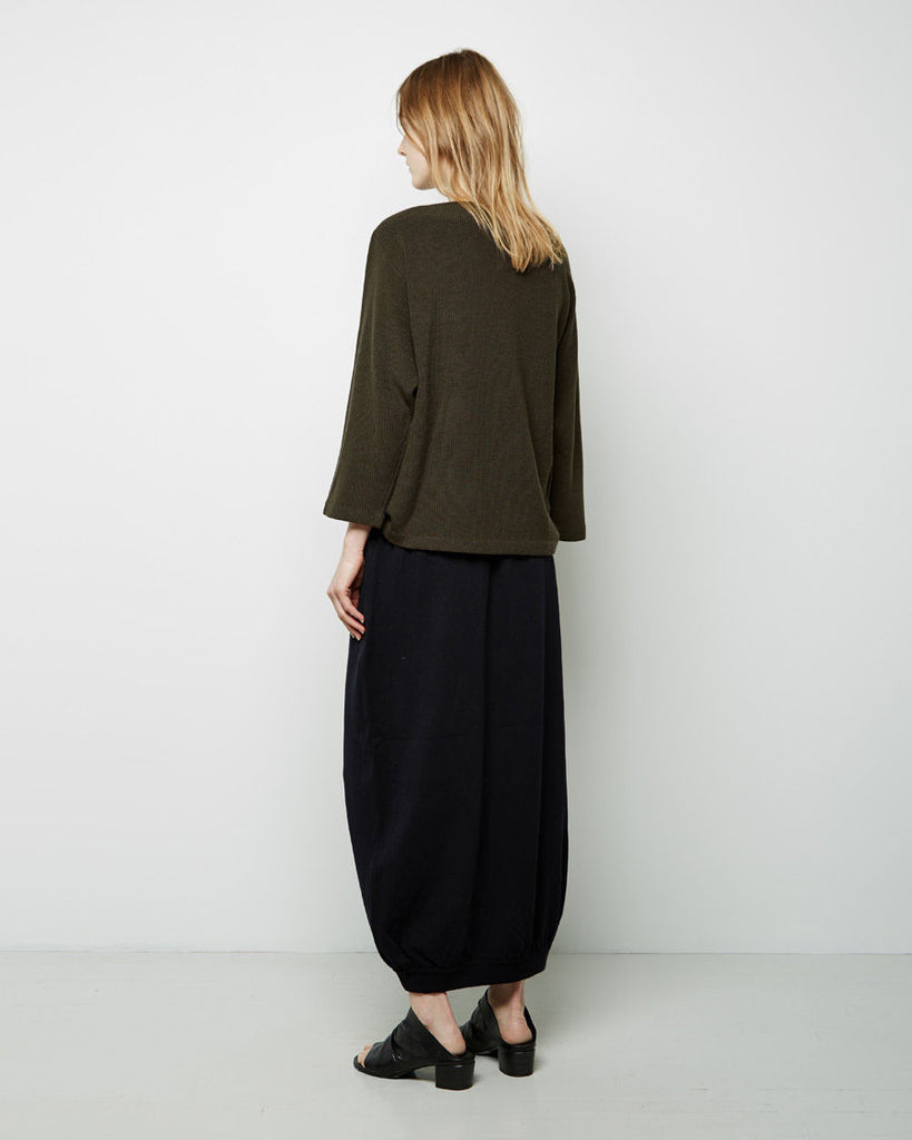 Long Knit Skirt