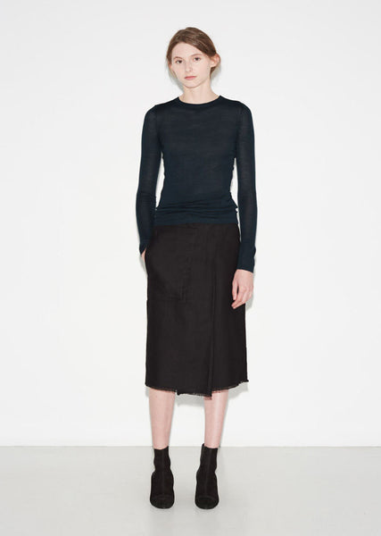Silo Cotton Costard Skirt