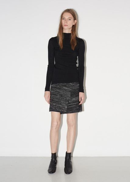 Isabel Marant Cashlin Ribbed Skirt La Garconne