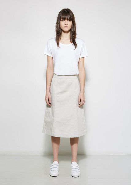 MHL by Margaret Howell Apron Skirt La Garconne