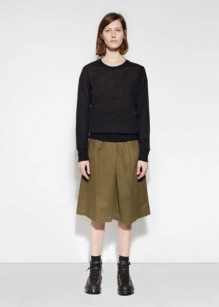 MHL by Margaret Howell Overall Skirt La Garconne