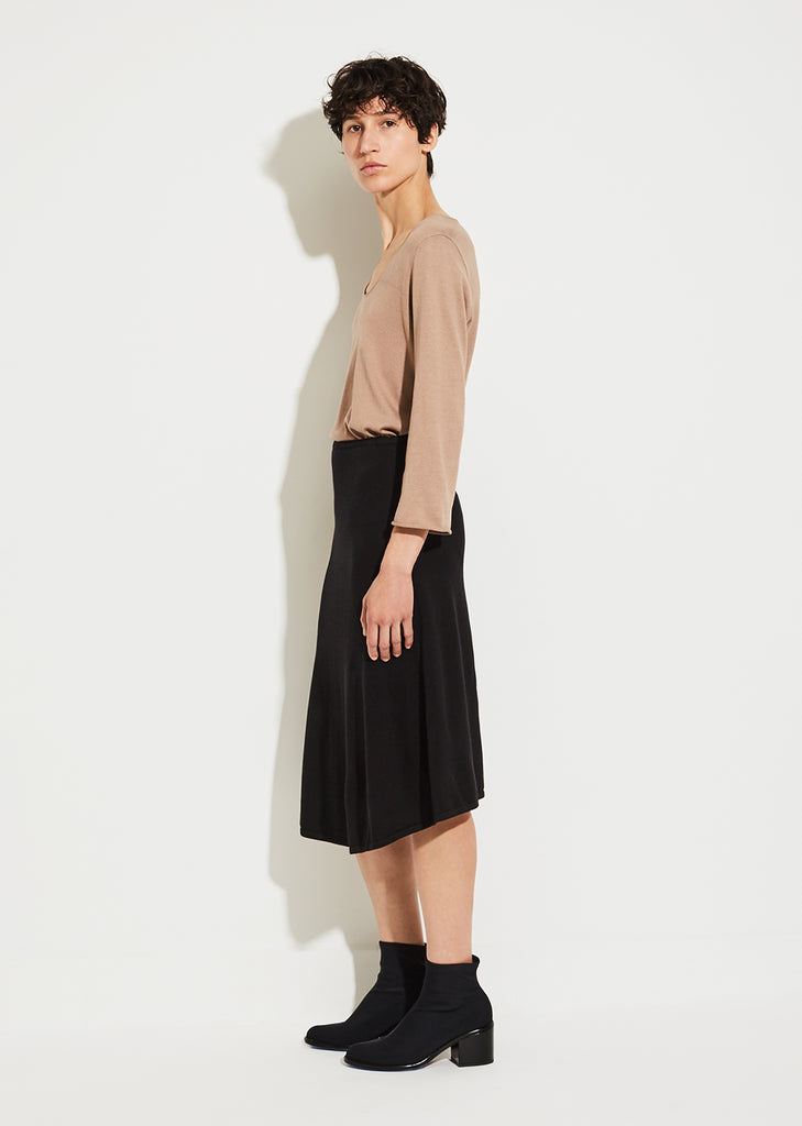 Studio Knit Skirt