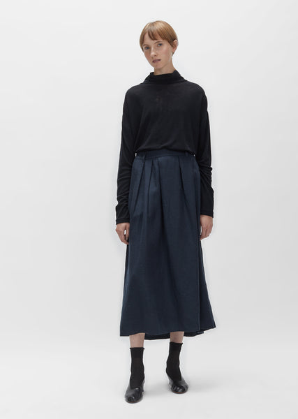Tencel Linen Skirt