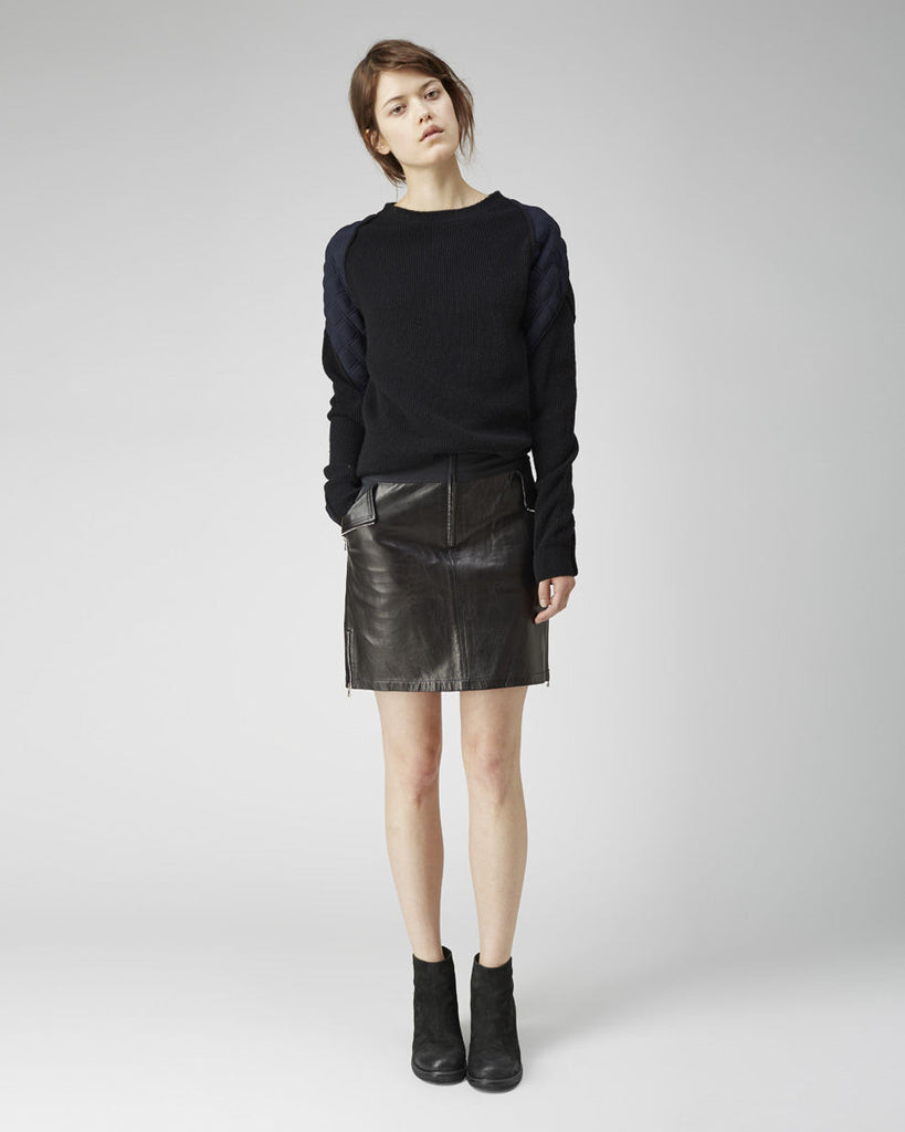 Leather Wader Skirt