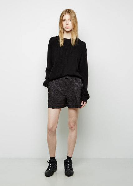 3.1 Phillip Lim Pleated Cuffed Short La Garconne
