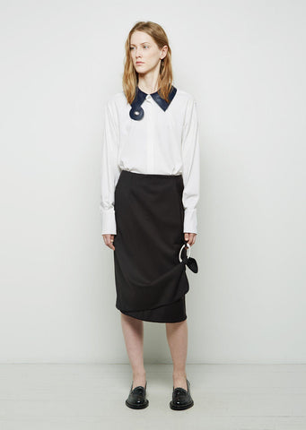 Cut-Out Skirt