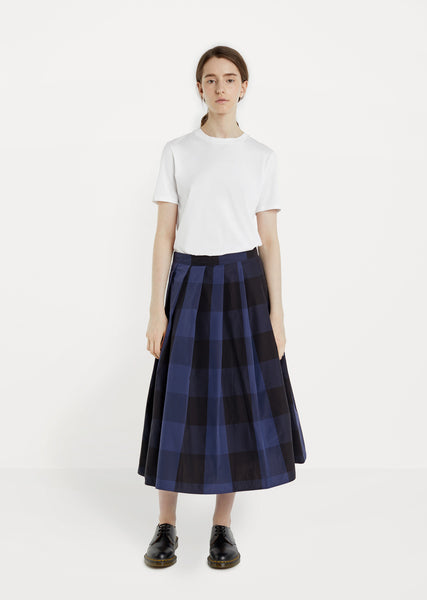 Sake Pleated Skirt