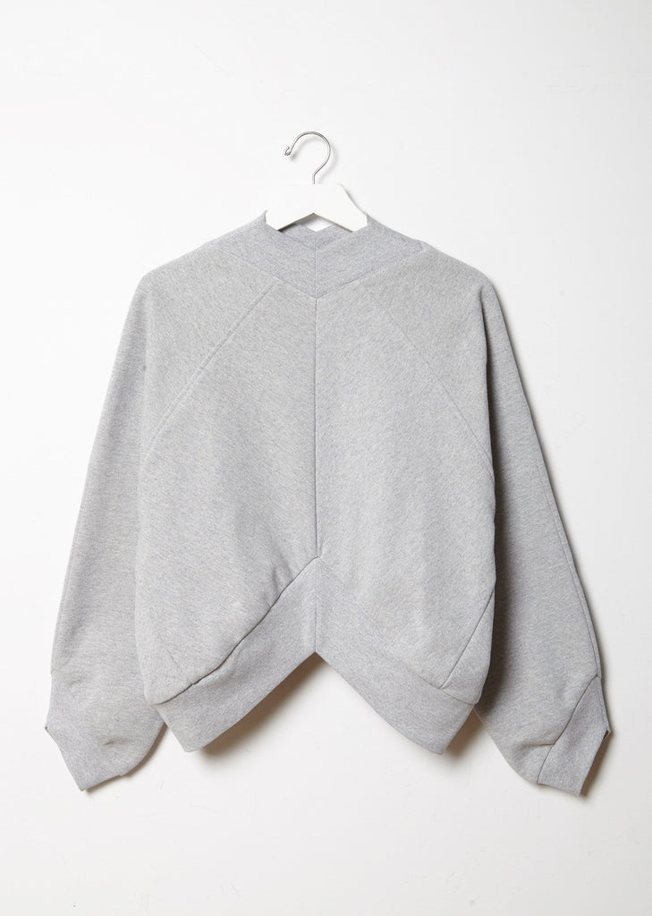 Inverted Fleece Sweatshirt
