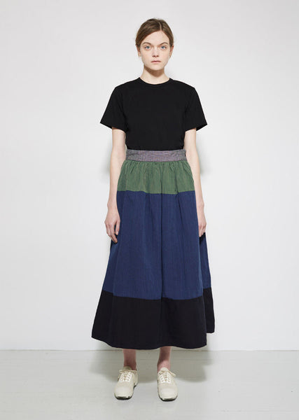 VISVIM Elevation Long Skirt La Garconne