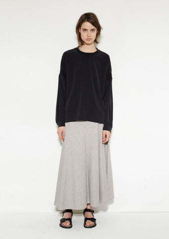 Panel Pocket Skirt