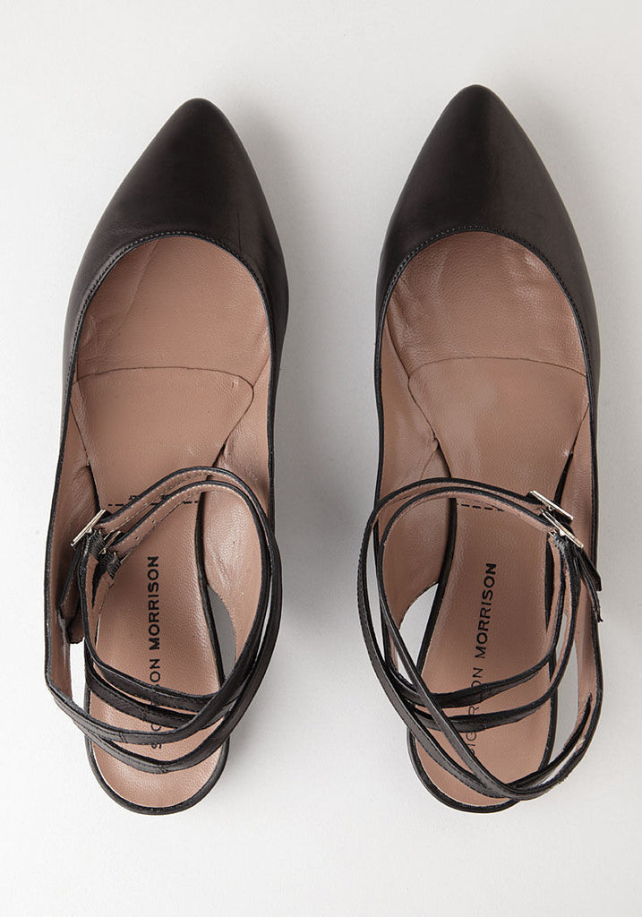 Pointy Toe Ballet Flat