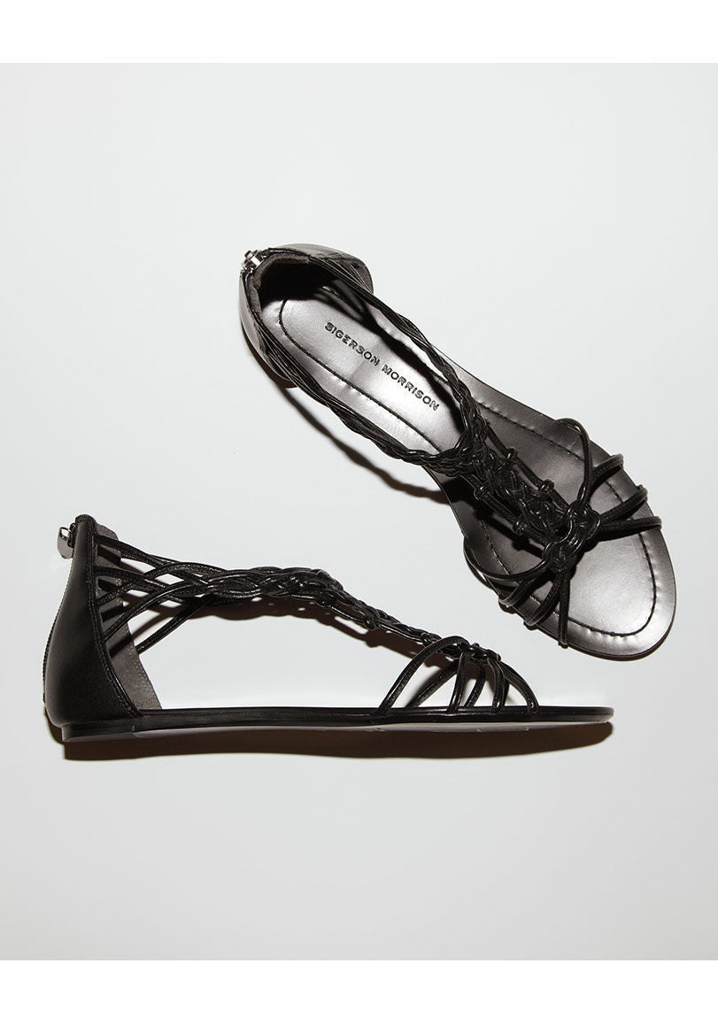 Raffee Braided Sandal