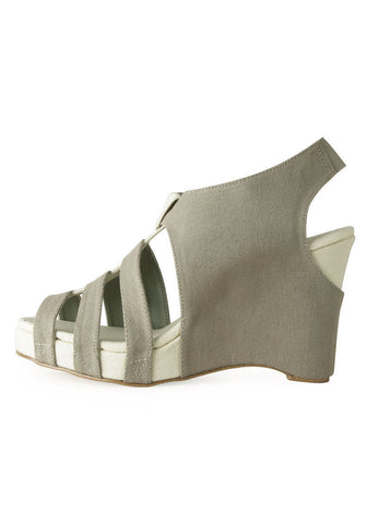 Canvas Wedge