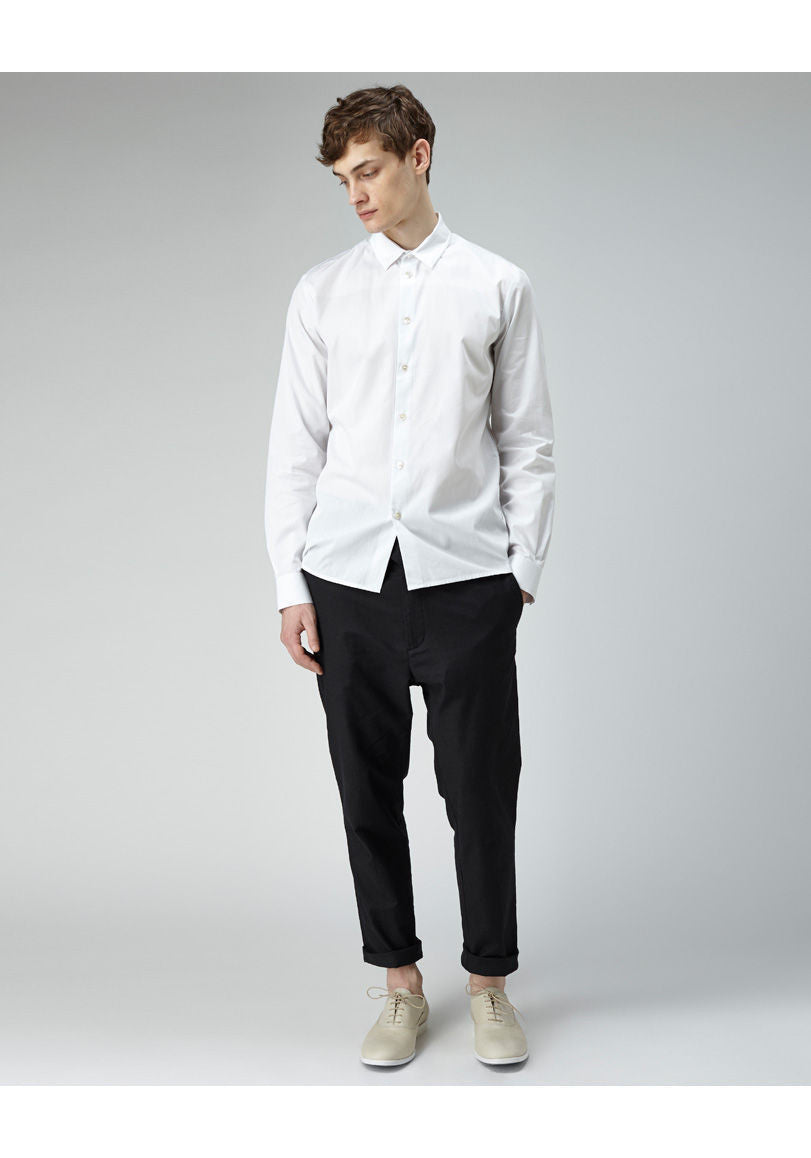 Contrast Front Shirt