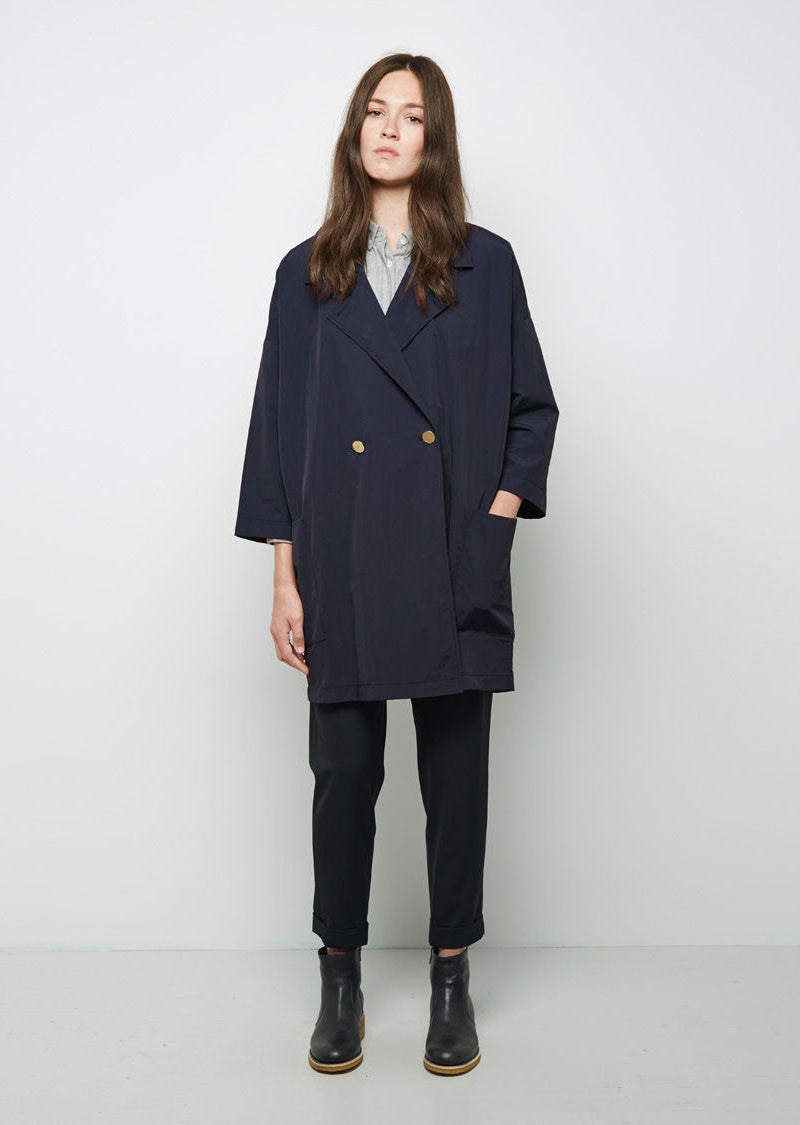 Slouchy Trench