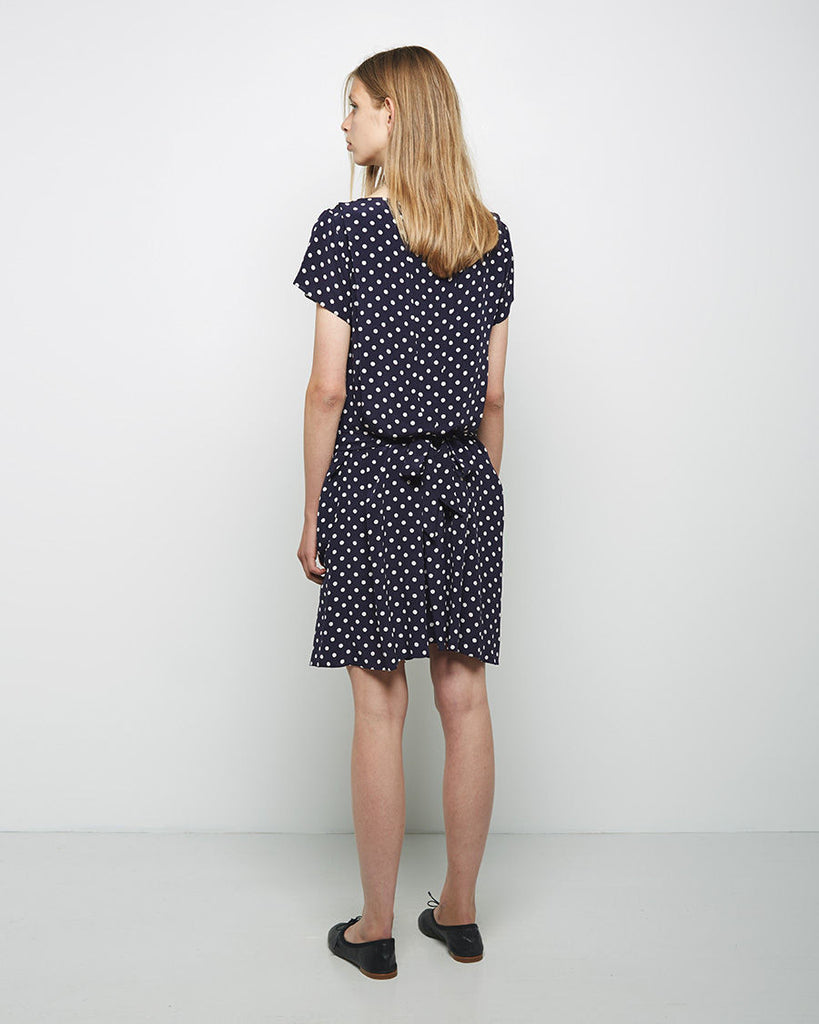 Box Pleat Dress