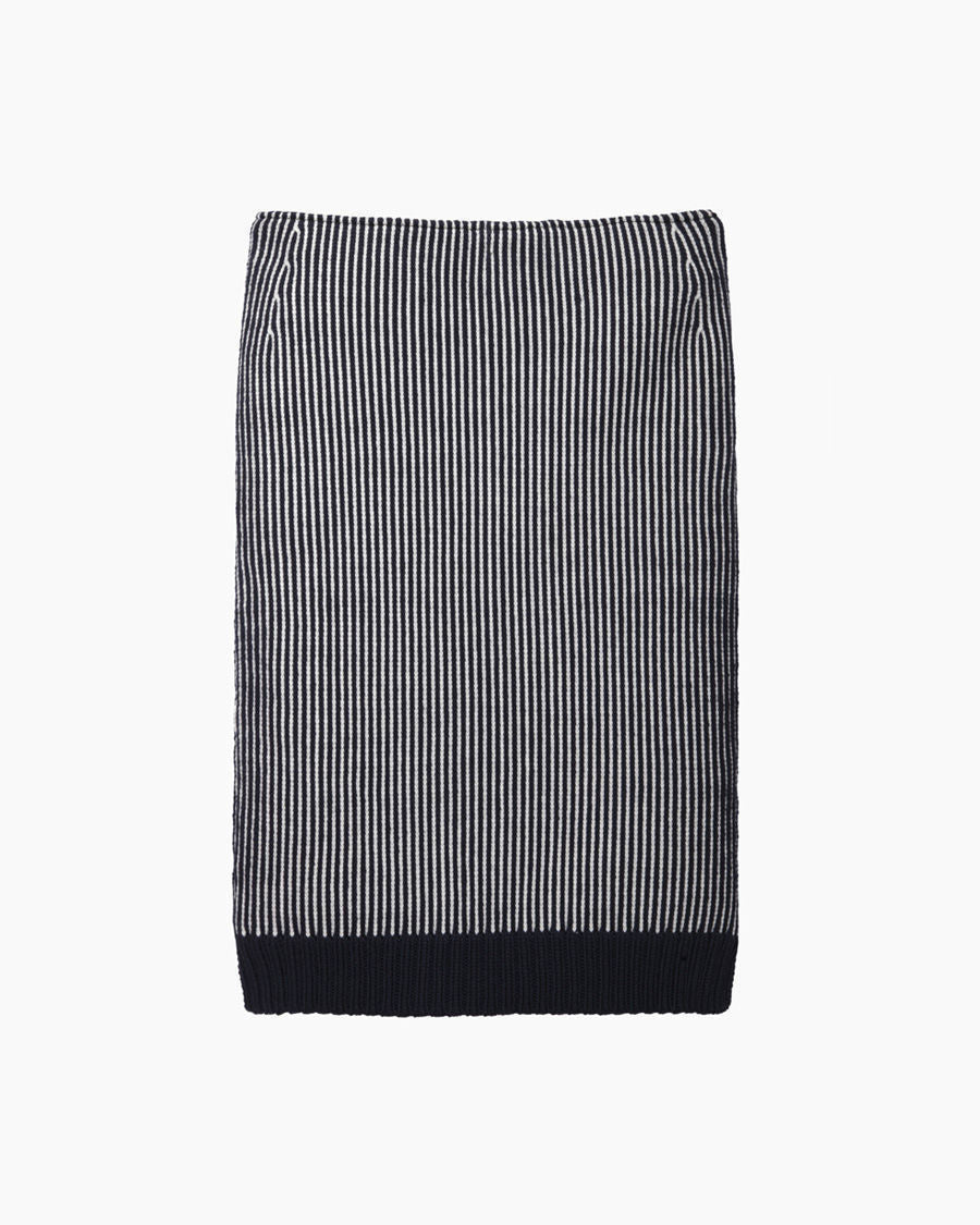 Cable Pencil Skirt