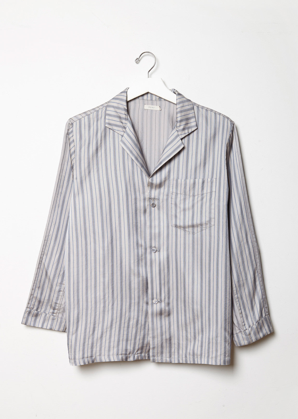Silk Pajama Shirt