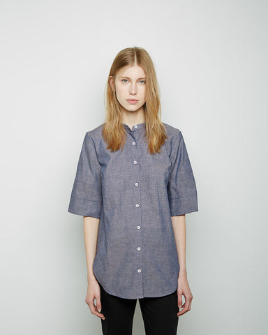 Leandro Short Sleeve Button Up