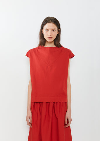 Mercredi Short Sleeve Blouse