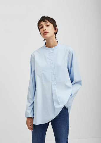 Lysanne Cotton Poplin Blouse