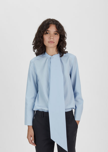 Bianca Cotton Poplin Blouse