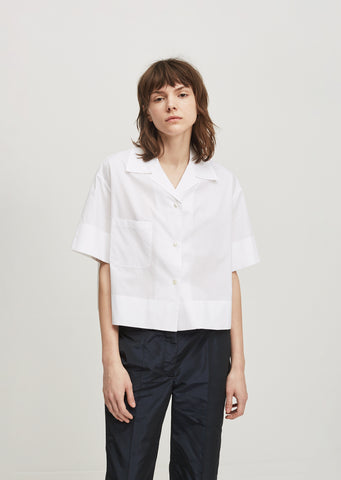 Lelija Pop Crop Shirt