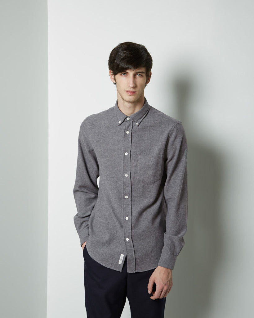 Isherwood Flannel Shirt