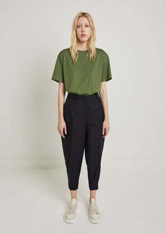 Earl Zipper Hem Trousers