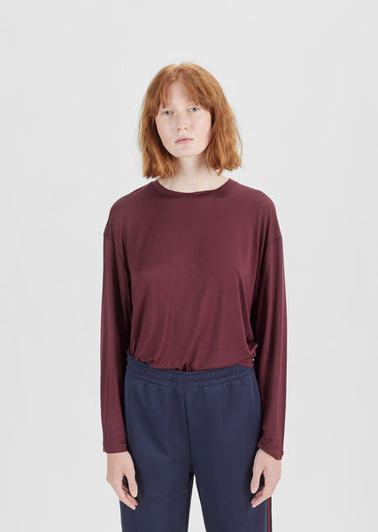 Evira Tencel Long Sleeve Tee