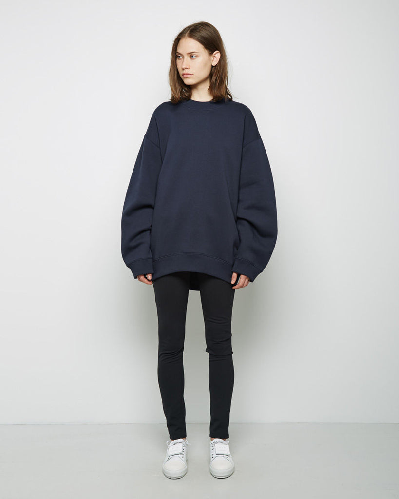 Beta Long Fleece Sweatshirt