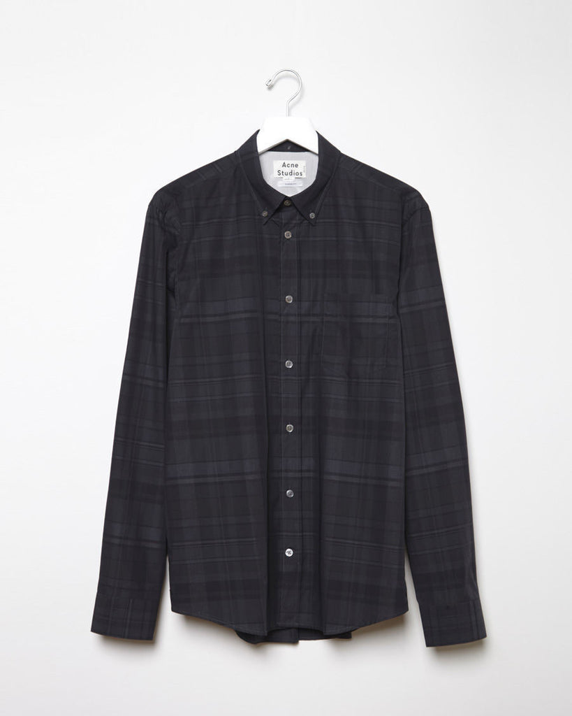 Isherwood Check Shirt