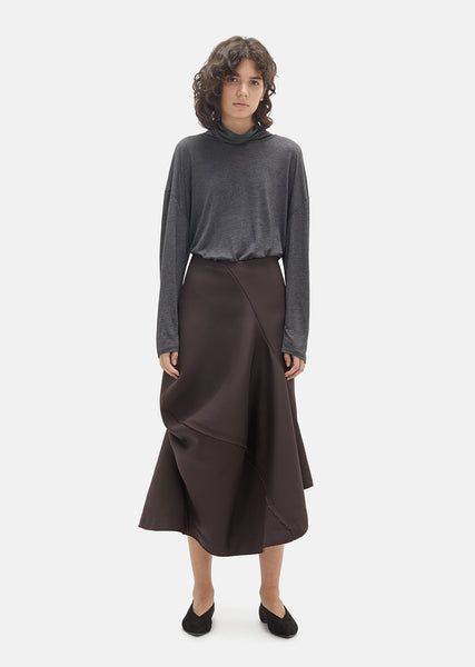 Suse Asymmetrical Tech Skirt